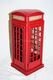 Handcrafted Tin Plate Telephone Box Money Box  LP24942